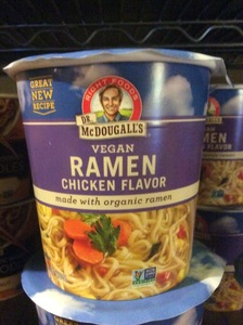 Soup-Cup-Dr. Mcdougall's Ramen Chicken Cup